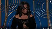 Oprah's Golden Globes Speech - Speech Evaluation & Training by Ruth Sherman
