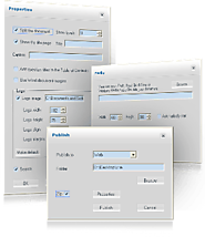 WordForce ELearning Authoring Tool