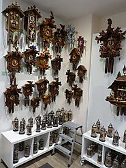 Cuckoo Clock Center
