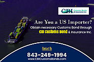 Significance of 301 Customs Bonds in Importing into the US