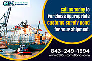 Why Do Importers Need To Purchase Customs Surety Bond?