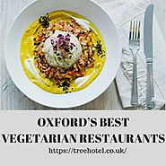 Oxford's Vegan Restaurant | Pearltrees