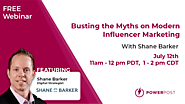 Busting the Myths on Modern Influencer Marketing With Shane Barker