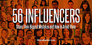 56 Influencers Share Their Biggest Mistakes and How to Avoid Them [Expert Roundup]