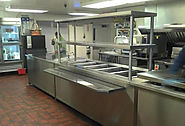 Food Counter Manufacturers | Food Court Equipments - India