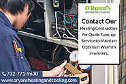 Why You Should Hire Professional Heating Contractors To Fix Your HVAC?