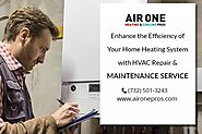 How to Maintain Home Heating Systems to Avoid HVAC Repair Service?