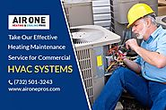 Why Heating Maintenance And Repair Service Is Important For Small Businesses?