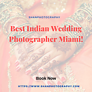 Best Indian wedding photographer Miami