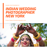 Best Professional Indian wedding photographer New York