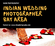 Best Indian Wedding Photographer Bay Area