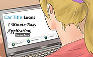 Cash Loans On Car Title Receive Swift Money Easily Online within Hours