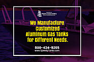 5 Reasons Why You Should Choose Aluminum Gas Tanks for Boats