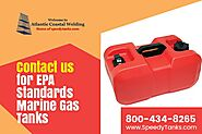 EPA Standards Marine Gas Tanks