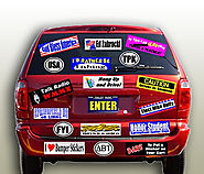 Custom Bumper Stickers Creators and Sellers in the Cayman Islands