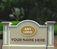 Custom Monument Signs & ArchitecturalMonument Signs in the Cayman Islands