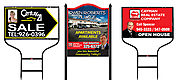 Real Estate and Yards Signs - Sign Solutions Cayman