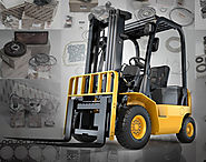 Find Abundance of Branded Forklift Spare Parts from Suppliers in Singapore and Malaysia