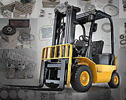"Find Branded Forklift Parts Online through Site of ""ALLTRADE FORKLIFT PARTS"""