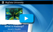 Learn Hadoop & Big Data with Free Courses Online | Big Data University