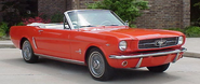 Ford 64.5 Mustang