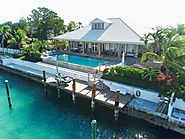 Exquisite Waterfront - 5 Bed 5½ Bath Single Family Home - Nassau/New Providence - Bahamas Realty Bahamas Real Estate