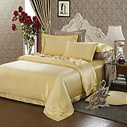 Buy 19 Momme Silk Duvet Cover Online
