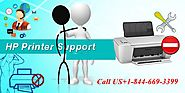 Why My HP Printer Showing Offline ? Call US-1-844-669-3399