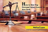 How to Hire Top Personal Injury Lawyer in New York – Helios 7 – Medium