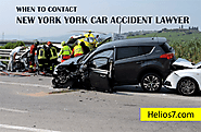 When to Contact a New York Car Accident Lawyer? – Helios 7 – Medium