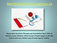 Best nutritionists in longmont, co