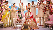The Grand NRI Wedding In Switzerland That Brought A City To A Standstill