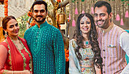 Exclusive Wedding Pictures Of Esha Deol's Brother In Law Devesh Takhtani & Astha Jagwani