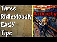 Help For Anxiety | 3 EASY TIPS | Natural Help For Anxiety That Works