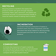 6 Waste Disposal Methods