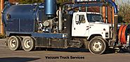 How Vacuum Truck can be used for Waste Management