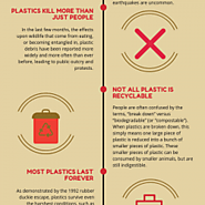 Plastic Is Harmful For The Environment!