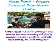 Andrew Padnick Marketing Professional