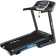 Goplus 2.25HP Folding Treadmill Electric Support Motorized Power Running Fitness Jogging Incline Machine (Classic) | ...