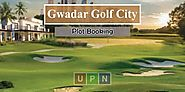 Gwadar Golf City - Plot Prices, Booking Details, Location, Map and NOC