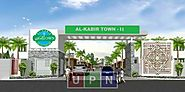 Al-Kabir Town - Ali Block Map, Booking Details, Location and Development