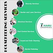 Housekeeping Services Supplier Bangalore