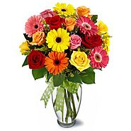 Order Birthday Flowers In Ottawa At Reasonable Cost