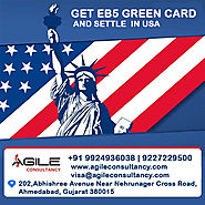 GET EB5 GREEN CARD & SETTLE IN USA