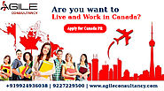 Are you want to live and work in Canada?