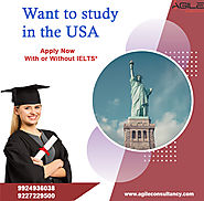 Want to study in the USA