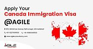Canada Express Entry Rounds of invitations