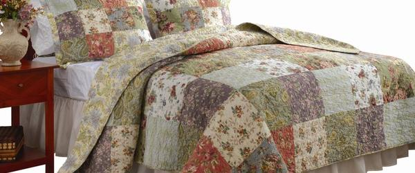 Headline for Best Rated Quilts Coverlets Review