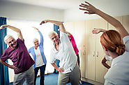 Benefits of Group Exercises in Assisted Living Facilities