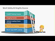 Work Safely At Heights Courses Sydney